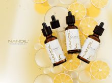 Nanoil recommended moisturizing face serum with vitamin C