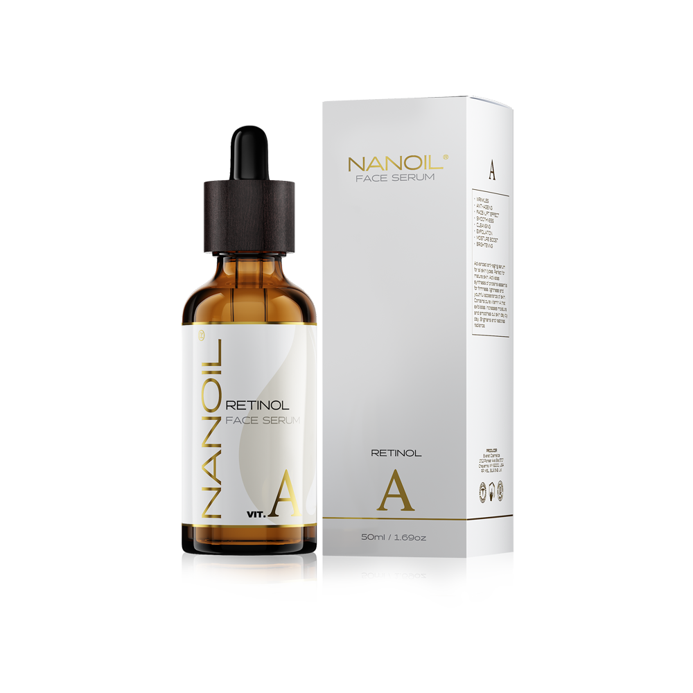 recommended face serum face serum with retinol Nanoil
